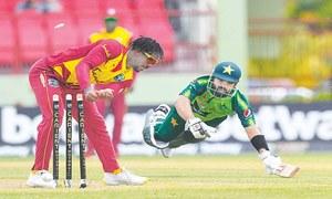 Pakistan defy rampant Pooran to win second T20 against West Indies