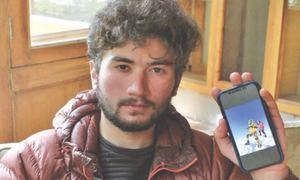 After conquering K2 and Mount Everest, what's next for 19-year-old Shehroz Kashif?