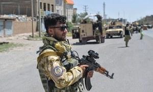 افغانستان: صوبائی دارالحکومتوں پر حملے کے بعد لڑائی شدید ہوگئی