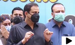 کراچی سمیت سندھ بھر میں کل سے موبائل ویکسینیشن شروع  کرنے کا اعلان