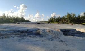 موریشین جزیرے پر خفیہ بھارتی بحری اڈے کا انکشاف