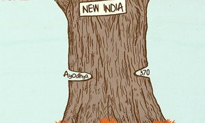 Time for a diplomatic initiative on Kashmir