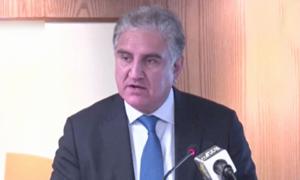 وزیر خارجہ کا اقوام متحدہ کو خط، مقبوضہ کشمیر میں بھارتی غیرقانونی اقدامات سے آگاہ کیا