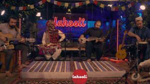 Lahooti Melo: Khumariyaan and Akbar Khamiso Khan come together to seamlessly blend Sindhi and Pashtun music