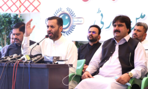 PSP plans to launch anti-govt protest over induction of political administrators
