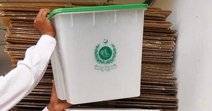 PTI candidate loses GB by-poll