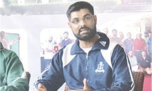 Shooter Bashir targets improved performance in Paris