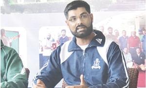 پاکستانی شوٹر پیرس اولمپکس تک کارکردگی میں بہتری لانے کیلئے پرعزم