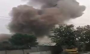 پی او ایف واہ میں دھماکا، 3 ملازمین جاں بحق، آئی ایس پی آر