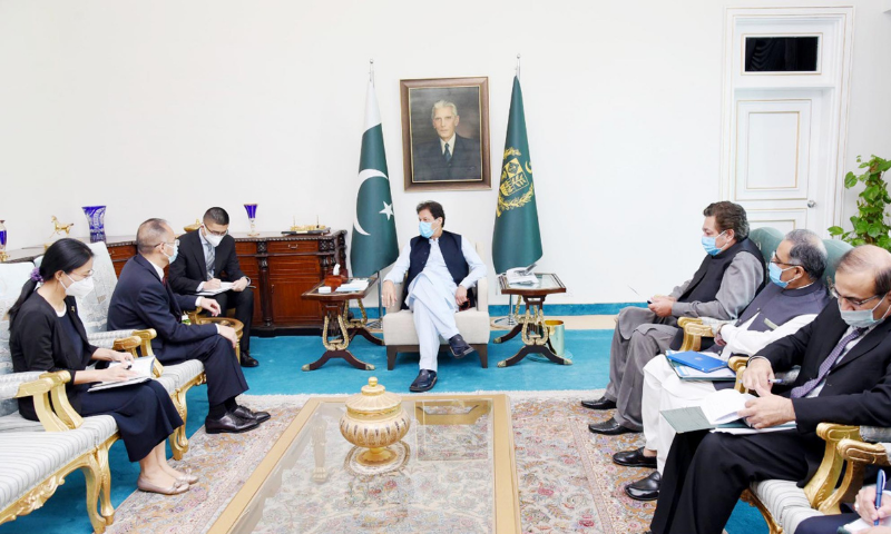 No hostile forces will be allowed to undermine iron-clad friendship between Pakistan and China: PM Imran