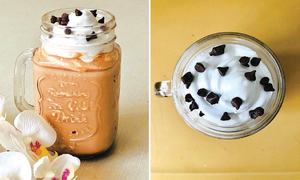 Cook-it-yourself: Nutella iced latte