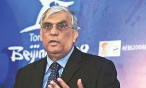 پاکستان اولمپکس ایسوسی ایشن کے سربراہ سے مستعفی ہونے کا مطالبہ