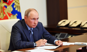 Putin alarmed by 'unprecedented' natural disasters in Russia