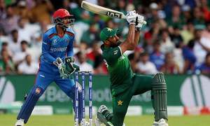 Doubts over Pakistan-Afghanistan cricket series after Taliban takeover