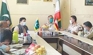 Pakistan, Iran discuss border issues