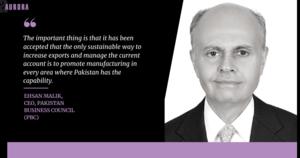 Interview: Ehsan Malik, CEO, Pakistan Business Council