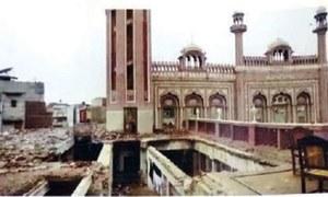 Mosque needs rehabilitation