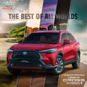 Toyota Corolla sales top 50 million across the globe