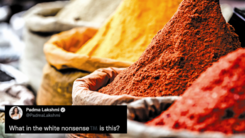 Washington Post columnist faces the internet's fury after claiming Indian food is 'made up of only one spice'