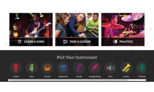 Website review: Let's rock!