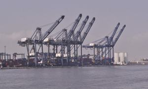 Pakistan ports' cargo handling posts double-digit growth in FY21