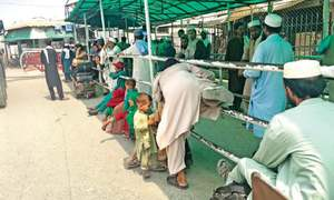 Multiple tiers of immigration at Torkham trouble Afghans
