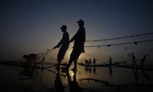Steps being  taken against illegal fishing at Makran coast