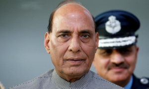 Indian defence minister's allegations rejected