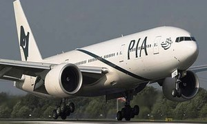پی آئی اے دوبارہ پروازیں شروع کرنے کیلئے افغانستان سے اجازت کی منتظر