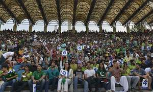 NCOC has allowed 25pc crowd occupancy at stadiums for PAK-NZ series: PCB