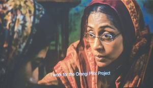Short film on Perween Rahman's life screened at Institute of Business Administration