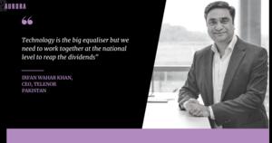 Interview: Irfan Wahab, CEO, Telenor Pakistan