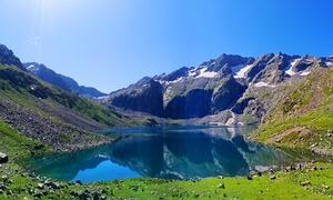 وادی شندور کی خوبصورت جھیلوں کا سفر