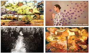 Works of 70 artists showcased in PNCA