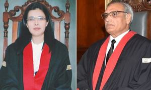 لاہور ہائیکورٹ کے چیف جسٹس، جسٹس عائشہ کے سپریم کورٹ میں تقرر پر رضامند