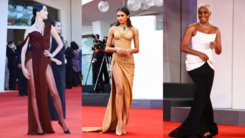 We picked our favourite celebrity looks from the Venice Film Festival 2021