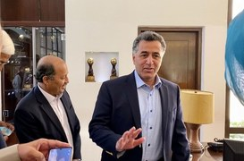 'Don't worry, everything will be okay': ISI chief during Kabul visit