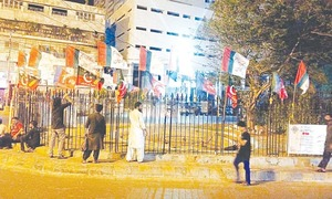Electioneering for six cantonment boards' polls gains momentum in Karachi