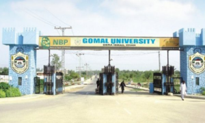 Millions of rupees lost in Gomal varsity fee scam