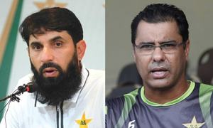 Some cheer, others condemn decision by Misbah, Waqar to step down as coaches
