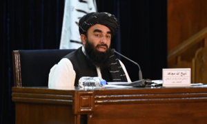 ملا حسن اخوند وزیراعظم اور ملا عبدالغنی ان کے نائب ہوں گے، طالبان کا عبوری حکومت کا اعلان