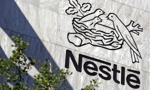 Sponsor buys back Nestle shares