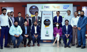 TMC and K-Electric win SAP Quality Award for Excellence in SAP Implementation
