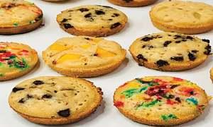 Cook-it-yourself: Mini pancake muffins