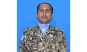 Pakistani soldier embraces martyrdom in Sudan: ISPR