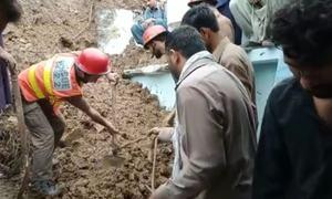 14 killed as heavy rains lash KP's Hazara and Malakand divisions