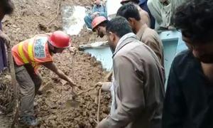 خیبر پختونخوا: ہزارہ اور مالاکنڈ ڈویژنز میں تیز بارش، حادثات میں 14 افراد جاں بحق