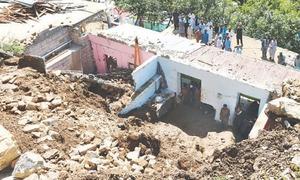 13 killed as rain wreaks havoc in KP's Torghar area