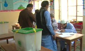 کنٹونمنٹ انتخابات: پی ٹی آئی خیبرپختونخوا، مسلم لیگ (ن) پنجاب میں آگے
