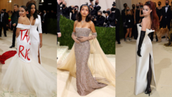 Who wore what: The most memorable celebrity looks from this year's Met Gala